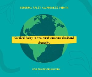 graphic CP is most common childhood disability