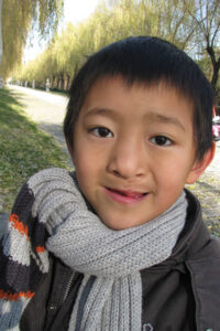 Forever Family day for one Chinese orphan