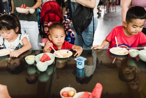 Jackson Zhu Wenze 孔景彩  JuneBirthdayParty 18.6.22-11